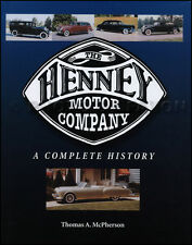 Complete History of the Henney Motor Company Packard 1928-1954 Hearse Ambulance
