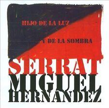 Hijo de la Luz y de la Sombra * by Miguel Hernndez/Joan Manuel Serrat (CD,...