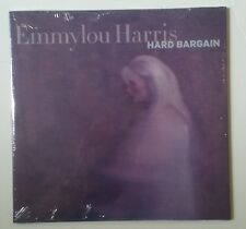 Emmylou Harris Hard Bargain CD USA promocional portada exclusiva