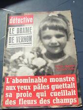 Détective 1968 1141 SAINT JUST OSNE LE VAL HOUYET NANTES