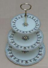 "Bernardaud Limoges (MADE FOR Asprey) ""CHATEAUBRIAND"" TRE MENSOLE SUPPORTO PER TORTA"