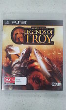 Warriors Legends of Troy Sony PlayStation 3 PS3
