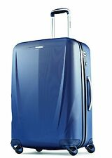 NEW Samsonite Luggage Silhouette Sphere 30 Inch Spinner, Indigo Blue