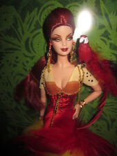 SCARLET MACAW BARBIE WITH LONG LASHES & TALONS NRFB!