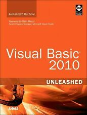 Unleashed: Visual Basic 2010 Unleashed by Alessandro Del Sole (2010, Paperback)
