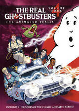 The Real Ghostbusters: The Animated Series - Volume 4 (DVD, 2016)