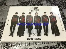 Boyfriend Vol. 1 - Janus CD NEW Sealed K-POP KPOP Normal Edition