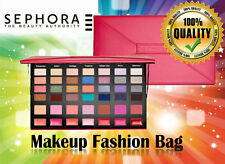 Sephora Maquillaje Make Up Palette Sombra De Ojos Brillo Labial Fashion Bag Con Espejo