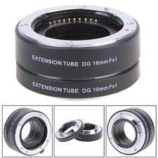 For Fuji FX Camera X-A2 X-T1 X-A1 X-E2 X-M1 X-E1 X-Pro1 Autofocus Macro Tube New