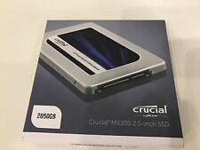 "Crucial CT2050MX300SSD1 - MX300 2TB 2.5"" SSD Brand New in sealed packaging"