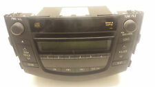 Original 2006-2009 Toyota Rav4 Mp3 Radio CD Wechsler AUX  86120-42170