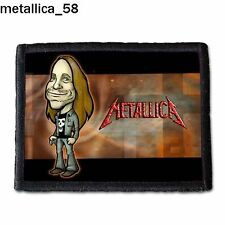 METALLICA PATCH Buy 5 patches 6 patch get free different patterns IRON MAIDEN