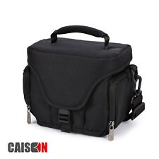 BLACK Mirrorless Fotocamera CASE CARRY Shoulder Bag per Canon EOS M3 M10