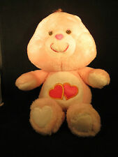 Vintage Love-A-Lot Bear Care Bear Cousins Hearts 1983 American Greetings Kenner