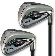 HOT NEW 2016 X 750 OVERSIZE IRONS FULL 4-SW IRON SET GRAPHITE REGULAR FLEX