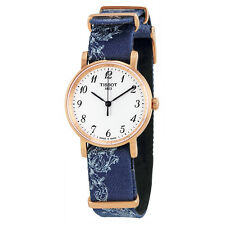 Tissot T-Classic Everytime Silver Dial Ladies Watch T1092103803200