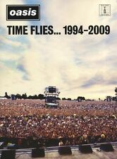 OASIS Time Flies 1994-2009 Guitar Sheet Music Book TAB