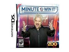 Minute to Win It Nintendo DS Game