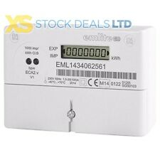 Emlite ECA2.V Dragonfly Single Phase Watt Hour Electricity Meter Meters (PULSE)