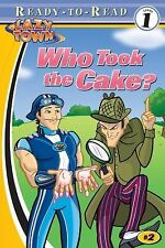 Who Took the Cake? Lazytown