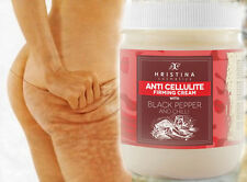 Hot Chilli Anti Cellulite Cream with Black Pepper Deep Effect  200ml FAST SHIP