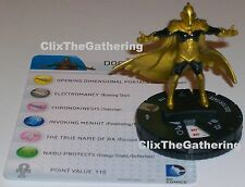DOCTOR FATE #034 Superman Wonder Woman DC HeroClix Rare
