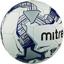 5 x Training Football Size 5 with free ball bag, Mitre Primero