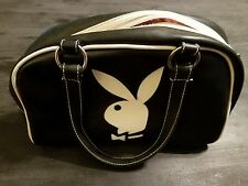 Vintage black and white Playboy bunny purse