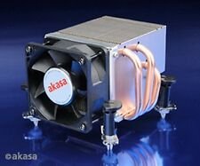 Akasa Low Profile Side Blow Cooler Intel Core 2 Duo / Quad, Core i5 and Core i7