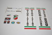 GIOS Super Record decals
