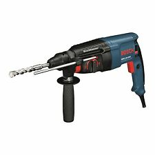 Bosch Blue Professional CORDED ROTARY DRILL 800W, GBH2-26DRE 6 PCS ACCESSORY KIT