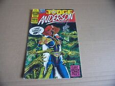 Judge Anderson PSI QC Comics No 11 Feb 1987