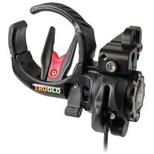 TruGlo Lock-Fire Arrow Rest Black Right Hand