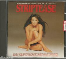 STRIPTEASE BILLY IDOL PRINCE EURYTHMICS CD 1996 MINT