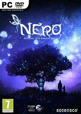 N.E.R.O : Nothing Ever Remains Obscure (PC-DVD) BRAND NEW SEALED
