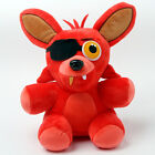 """New FNAF Five Nights at Freddy's Fan Made Foxy Plushie 10"""" Plush Toy Doll"""