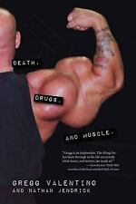 Gregg Valentino - Death Drugs And Muscle (2012) - Used - Trade Paper (Paper