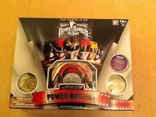 Power rangers mighty morphin legacy RED morpher new in sealed box