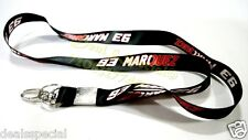 Marc Marques 93 , Lanyard/Keychain , Premium Collection !!!!