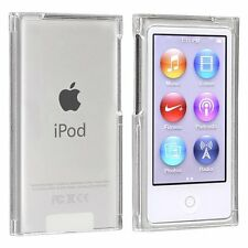 Snap-on Slim Case Compatible with Apple iPod nano 7th Generation, Clear LW