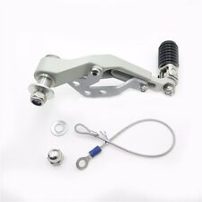 Adjustable Gear Shift Lever Pedal For BMW R1200GS LC 13-16/Adventure 14-16 Silve