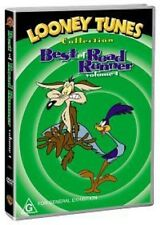LOONEY TUNES : BEST OF ROAD RUNNER Volume 1 -  DVD - UK Compatible - sealed
