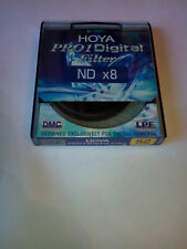 HOYA PRO1 DIGITAL FILTER FILTRE ND x 8 / 52 mm