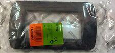 Placca 4M bticino living L4804PA color acciaio scuro