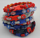 Titanium Bracelet Major League Baseball Sports  Bracelets 8.5