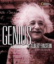 Genius: A Photobiography of Albert Einstein (Photobiographies)-ExLibrary