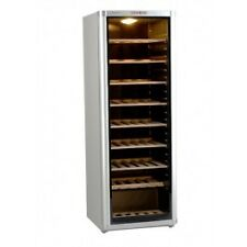 Fujidenzo 120 Bottle Wine Cooler with Wooden Shelves For Sale