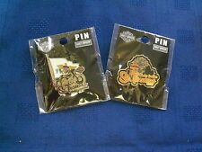 "2 EXCELLENT & SUPERB ""HARLEY DAVIDSON - St. THOMAS U.S.V.I"" COLLECTOR PINS (NEW)"