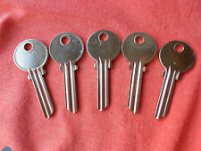 5 Medeco ILCO Key blanks 1515