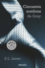 Cincuenta Sombras De Grey, By James, E. L.,in Used but Acceptable condition